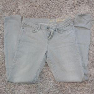 All Saints Ashen Ashby Skinny Jeans