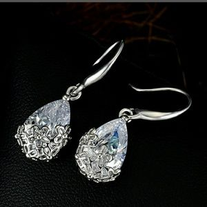 Jewelry - Gorgeous Crystal Earrings