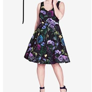 👠👠Host Pick👠👠 Beautiful Floral Party Dress