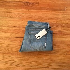 Mother Jeans - Crops