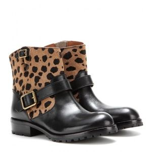 Marc By Marc Jacobs Moto Boots