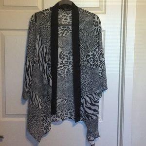 Travel Elements shawl