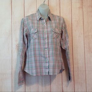 Panhandle Slim Pearl Snap Button Western Shirt