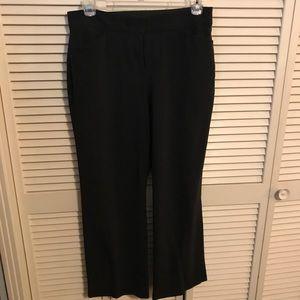 GUC Dana Buchman Black Dress Pants. Size 12