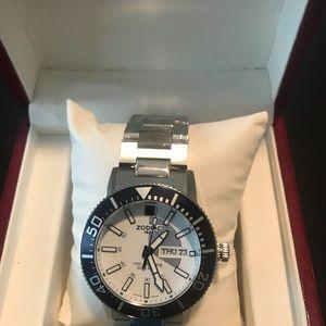 Zodiac Desert Falcon Swiss Quartz Chrono Watch