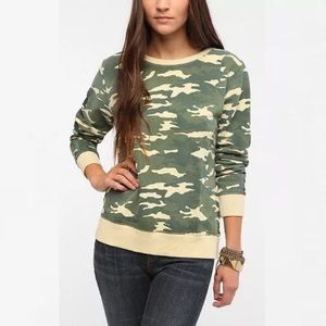 Urban Outfitters BDG Camouflage Sweatshirt