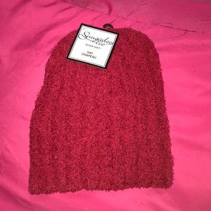 Warm winter hat