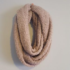 Sparkle and fade infinity scarf