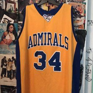 Throwback Kevin Garnett high school jersey!! 🌊♨️