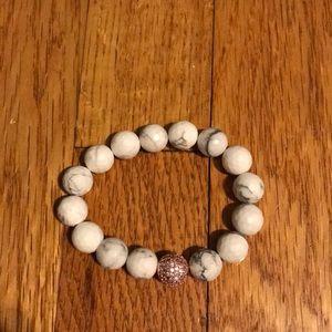 Jewelry - White turquoise bracelet