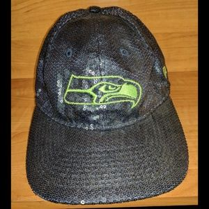 Victorias Secret Seattle Seahawks hat New Era