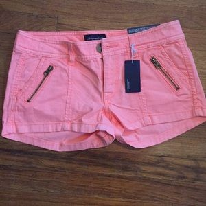 American Eagle Shortie Shorts.