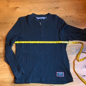 NWOT Brooks Brothers thermal henley