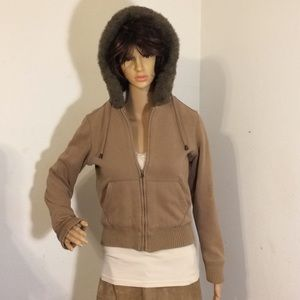MUDD Cropped Jacket