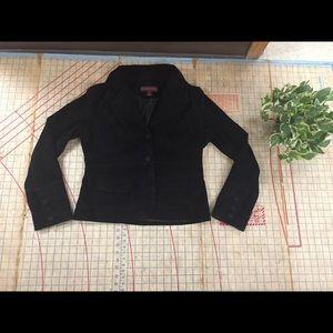 Margaret Godfrey Suede coat size 10