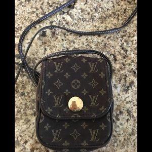 Louis Vuitton Mini Crossbody Pouchette