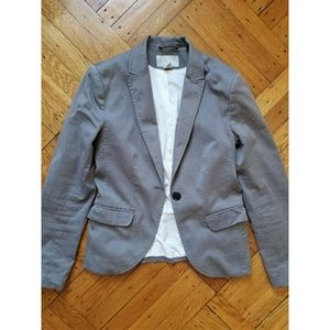 💥💣H&M Grey Blazer