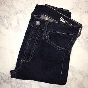 GAP High Rise Skinny Jeans