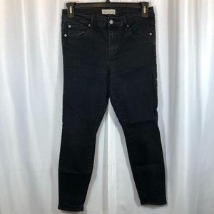 GAP Black True Skinny Jeans, Size 31R