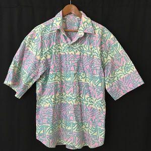 90s Bugle Boy Co button down shirt