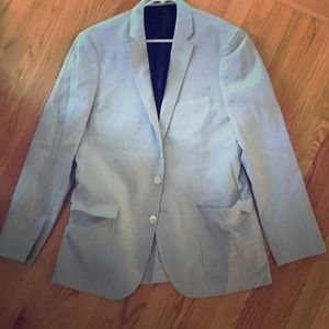 new with tags JCrew Searsucker Blazer