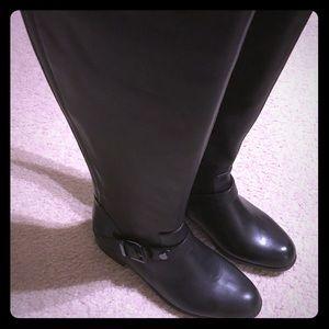 Me too..6 1/2 wife calf knee high boots