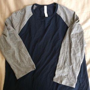 Lululemon 3/4 Long Sleeve Large