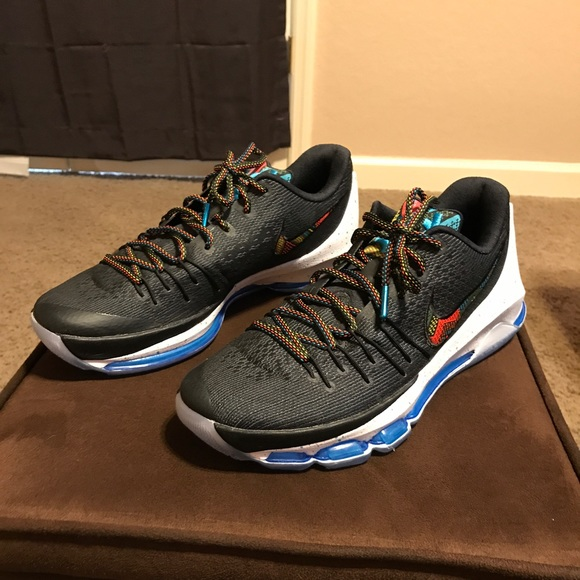 competitive price 7eb75 845ec ... (Black History Month) basketball shoes. M 5a1855f813302ad4ee07039e