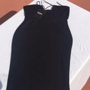 Super hot black dress