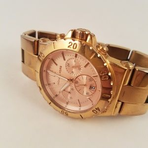 Michael Kors Rose Gold Watch MK5314