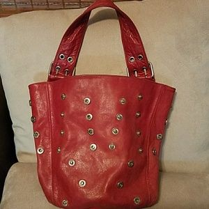 TANO leather bag