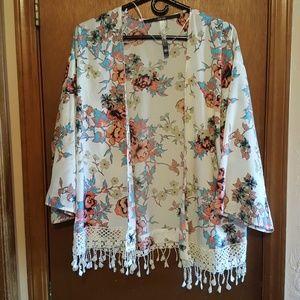 Light weight, lovely kimono