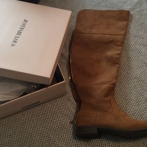 BRAND NEW Wide Calf Boots