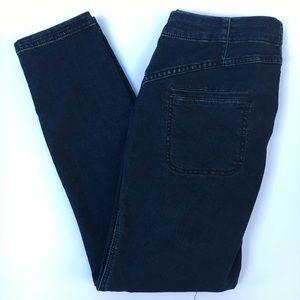 Free People denim legging stretch jeans jegging 31