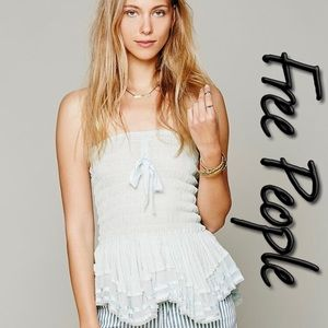 Free People One Strong Embrace NWT XS/S