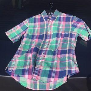 Ralph Lauren shirt sleeve button down