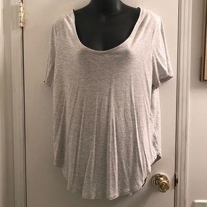 🆕 Old Navy Heather Basic T-Shirt NWOT