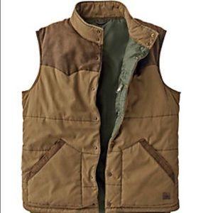 Men's Legendary Whitetails Longhorn Ranchers Vest