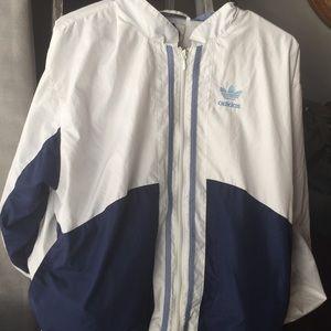 Vintage Adidas Zip Up Jacket