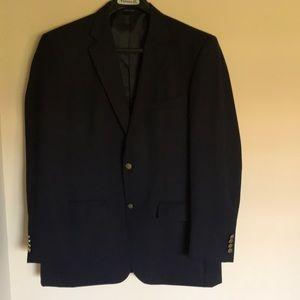 Gerald Austin  men's jacket brand new 100% wool