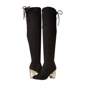 🆕 Steve Madden Candle over the knee boot