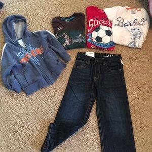 NWT gap jeans size 5