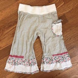 Naartjie Kids flare cotton pants