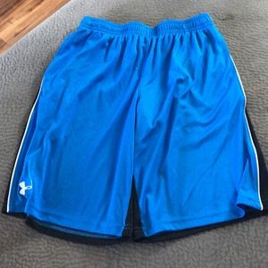 Boy's Under Armour shorts YLG