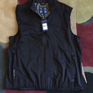Ralph Lauren Polo Golf Men's Vest Large Black NWT