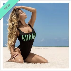 Other - Bay watch Miami one piece in a size small.