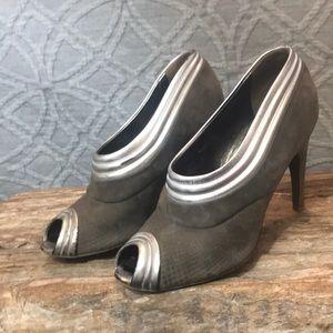 Ellie Tahari Peep Toe Pumps