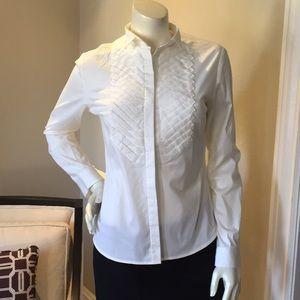 NWOT! Zara Woman - Beautiful White Button Down