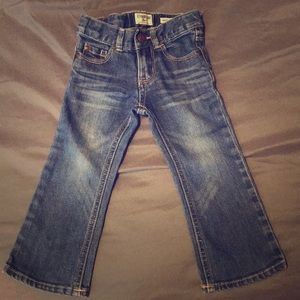 Osh Kosh Bgosh jeans! Bootcut! Sz 2 girls(toddler)