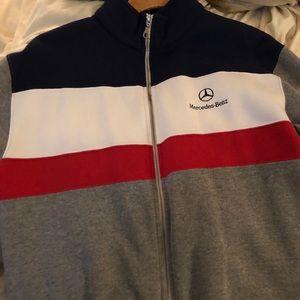 A Mercedes jacket size medium